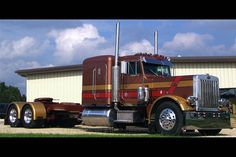 "1985 Peterbilt 359EXHD | 330""wb, 425hp. 