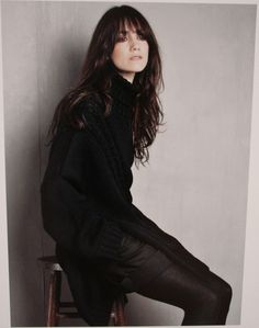 1000 images about charlotte gainsbourg on pinterest charlotte gainsbourg charlotte and jane. Black Bedroom Furniture Sets. Home Design Ideas