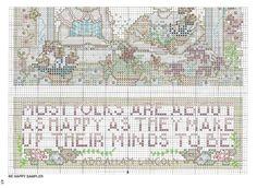Gallery.ru / Фото #42 - Mary Engelbreit - Cross-Stitch make a wish - anfisa1