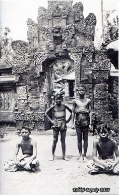 Category:Children of Bali Melanesian People, Maluku Islands, Dutch East Indies, Paradise Island, Balinese, Ubud, Archipelago, Vintage Pictures, Southeast Asia