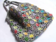 Ravelry: Zandiflora's Crochet bag
