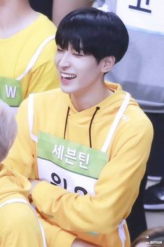 180820 at Idol Star Athletics Championship © ww_buyuan Seventeen Wonwoo, Seventeen Debut, Carat Seventeen, Woozi, Jeonghan, Vernon Chwe, Hip Hop, Choi Hansol, Adore U