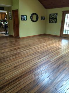Bamboo Flooring Installation Installing Floors Whole