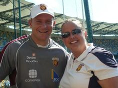 From @LeaLions (With Michael Voss)