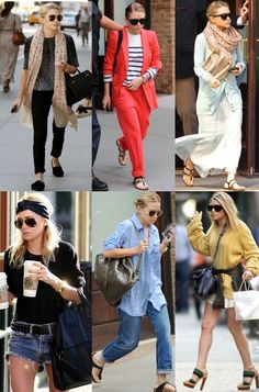 Sister Stylin': Mary Kate and Ashley Olsen | BrandsExclusive Blog