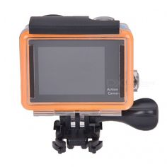 """UHD 2"""" LCD 12MP 1080P / 60fps Wi-Fi Waterproof Action Camera - Black - Free Shipping - DealExtreme Smartwatch, Apple Technology, Cool Gadgets, Gopro, Wi Fi, Outdoor Power Equipment, Action, Free Shipping, Black"""
