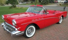 Missouri Man's Beautiful 1957 Buick Century Convertible..Re-pin....Brought to you by Agents of #CarInsurance at #HouseofinsuranceEugene