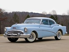1953 Buick Skylark Hardtop Maintenance of old vehicles: the material for new cogs/casters/gears/pads could be cast polyamide which I (Cast polyamide) can produce