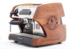 Vivaldi II - Custom Death Wish Espresso Machine