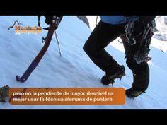 Alpinismo invernal en Picos de Europa. Corredor del Marqués a la Torre de Sta María (2.486 m.) www.montagnamontagna.com