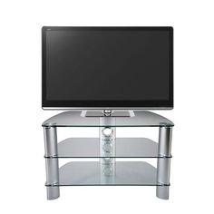 14 Best Glass Tv Stands Images Flat Screen Tv Stand Glass Tv
