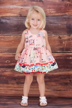 Jelly the Pug Belezza Bloomer Romper (Baby Girls)