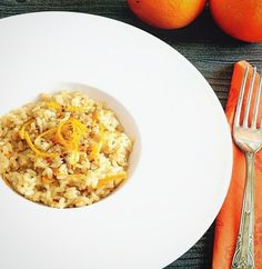 Risotto Gourmet, Taleggio, Orzo, Couscous, Eat, Cooking, Ethnic Recipes, Food, Kitchen