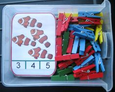 Ateliers autonomes: les cartes à compter Teaching Kids, Kids Learning, Preschool Tables, Early Years Maths, Pre Kindergarten, Task Boxes, Math Numbers, Montessori Materials, Lessons For Kids