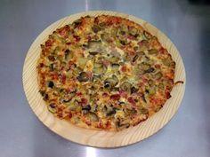 Varomeando: Pizza caprichosa
