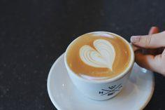 Espresso + Milk  www.handsomecoffee.com