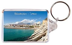 Benidorm - Spain - Double Sided Large Keyring Gift/Present/Souvenir Baked Bean Store http://www.amazon.co.uk/dp/B00W1UXTNM/ref=cm_sw_r_pi_dp_oe6lwb0ZTF90N