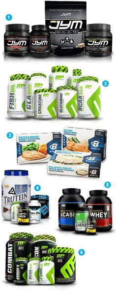 Best Supplement Stacks For Men - 2014 Holiday Fit Gift Guide