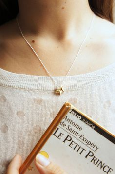 INFANCIA Pendants in BRASS - Le Petit Prince inspired, fox