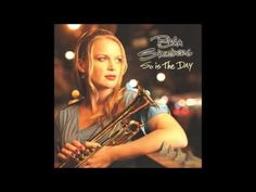 Bria Skonberg, an incredible Vocalist, Songwriter and Trumpeter, is one one of the rising Stars in Jazz! Check out her U. debut - Bria is a beauty, inside and out. Romantic Music, Jazz Artists, Greater Good, I Think Of You, Me Me Me Song, Acting, Blues, The Incredibles, Album