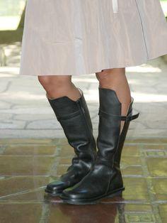 Trippen Crusader boots