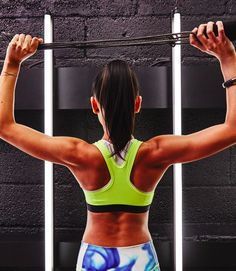 Sculpt sexy arms and shoulders fast without any equipment.