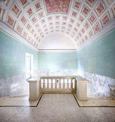 Candida Höfer, Villa Massimo Roma I