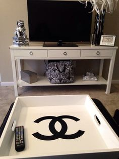 My DIY Chanel Tray
