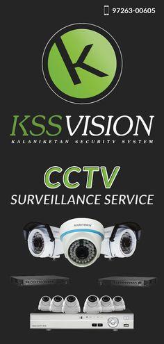 Kss vision cctv camera