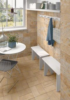 Laverton series | porcelain tiles | Vives Azulejos y Gres | interior design | interior ideas | kitchen inspiration | bucolic spirit | ideas hogar | diseño de interiores | ideas para la cocina