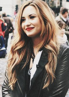 demi lovato #demi #love #hair