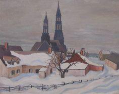 Jean Port Joli 21 x 26 Oil on canvas Frederick Banting, Canadian Art, Oil On Canvas, Fine Art, Artist, Painting, Artists, Painting Art, Paintings