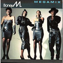 Megamix (Boney M. song) - Wikipedia, the free encyclopedia