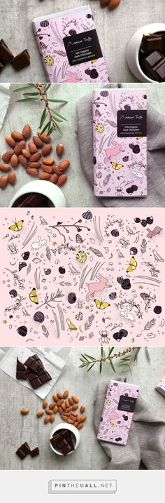 #PackagingDesign Chocolate Expression / Designed by Hybrid Expression