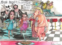 david rowe (@roweafr) | Twitter Latest Cartoons, Freedom Of The Press, Trump Lies, The Third Man, Have A Laugh, Political Cartoons, David, Twitter