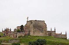 Cemetery, Comillas Spain