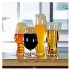 Spiegelau Tasting Kit Craft Beer Set - Set of 4