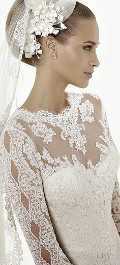 Pronovias 2015 Bridal | LBV S14 ♥✤