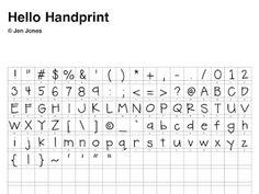 Hello Literacy: 2 New Hello Fonts