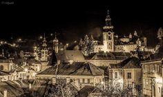 Travel Banska Stiavnica Slovakia Wonderful Places, Cathedral, City, Building, Travel, Destinations, Vacation, Viajes, Buildings