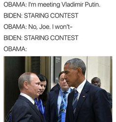 Hilarious Barack Obama And Joe Biden Memes.