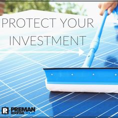 We Offer The Leading #SolarRoof Maintenance Service At Preman #Roofing  #Solar.
