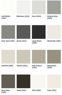 wandfarbe graut ne im einklang mit der mode bleiben. Black Bedroom Furniture Sets. Home Design Ideas