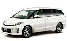 2016 Toyota Estima Hybrid Release Date