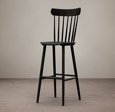I think this is traditional yet for some reason a bit quirky!! And a great price Windsor Stool