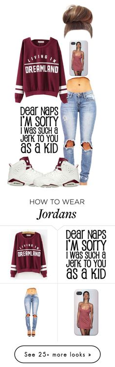 """dreamland"" by queen-alicia on Polyvore featuring NIKE"