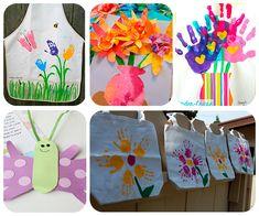 Manualidades del Día de la Madre para los más pequeños