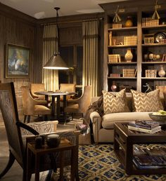 Lake Shore Drive penthouse, Chicago. Jessica Lagrange Interiors.