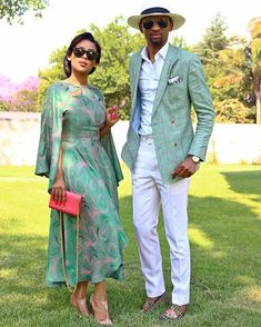 trendy wedding guest outfit couple matching guest outfit petite guest outfit petite Source by tarajwoodland dresses wedding guest ball elegant Latest African Fashion Dresses, African Print Dresses, African Dress, African Style, Couples African Outfits, Couple Outfits, African Wedding Attire, African Attire, African Weddings