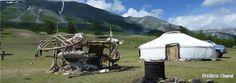 Altai in Mongolia